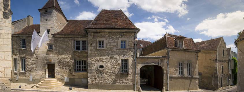 L'Obédiencerie, Chablis, Domaine Laroche, Visite