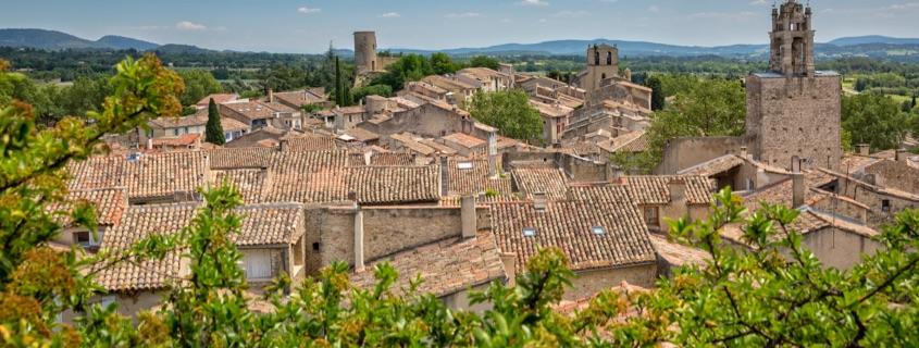 Village de Cucuron Lubéron