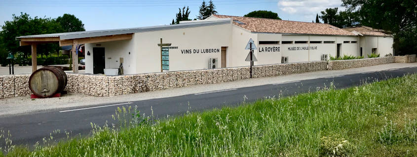 Domaine La Royère Lubéron