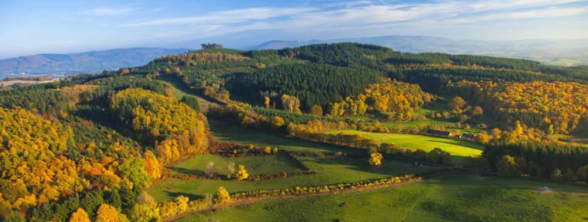 massif du morvan, parc régional naturel